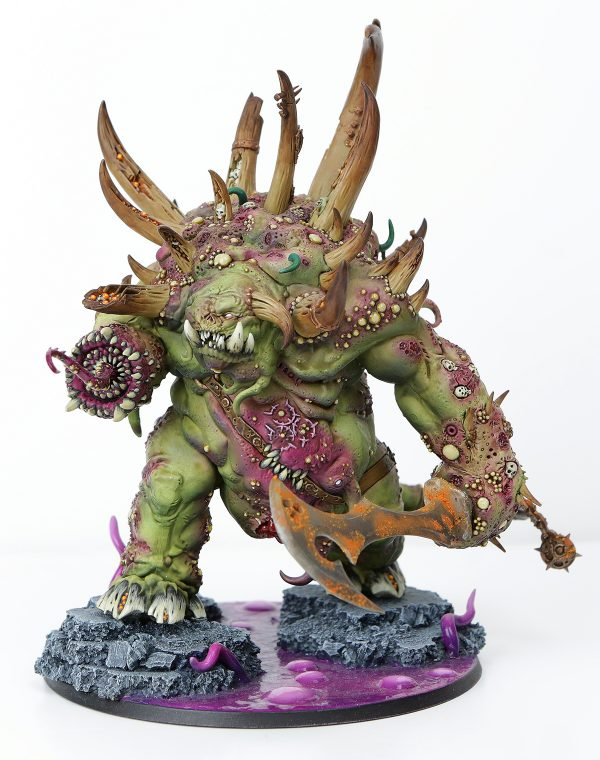 Great Unclean One - Weathered