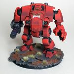 Blood Angels - Easy To Build Primaris Redemptor Dreadnought