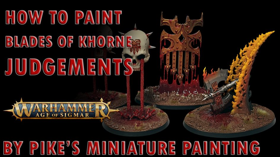 Judgements of Khorne