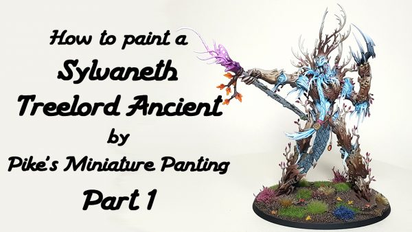 How to Paint: Sylvaneth Treelord Ancient Video Tutorial