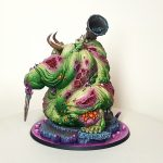 Nurgle Great Unclean One Bell and Dagger